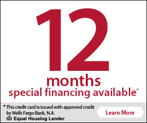 Wells Fargo Financing